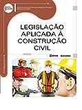 capa de Legislação Aplicada à Construção Civil