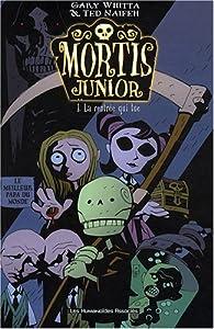 Mortis junior, Tome 1 : La rentrée qui tue par Gary Whitta