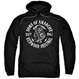 Sons of Anarchy TV Show Redwood Originals Adult Pull-Over Hoodie