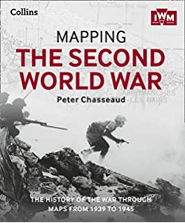 Mapping the First World War: The Great War through maps from 1914