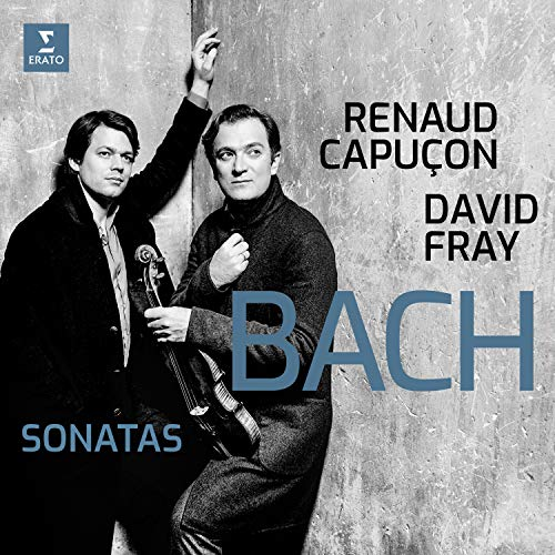 Bach Sonata Violin - Bach: Sonatas for Violin & Keyboard Nos 3-6