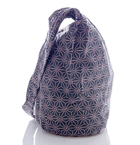 Gray Purse Hobo Cotton Messenger Bag Geometry Sling Thai Bohemian Avarada Crossbody Hippie O4xPHqZ