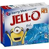 Jell-O Gelatin Dessert, Berry Blue, 6 Ounce