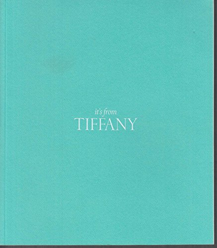 It's From Tiffany! Catalog 2014 jewelry leather