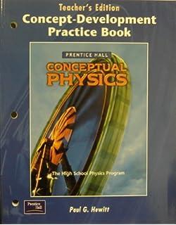 Amazon conceptual physics concept development practice book conceptual physics concept development practice book teachers edition fandeluxe Choice Image