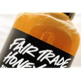 Lush Fairly Traded Honey Shampoo 3.3 Oz Lather up for Shiny, Lustrous Locks Made in Canada ~ Ships From Usa