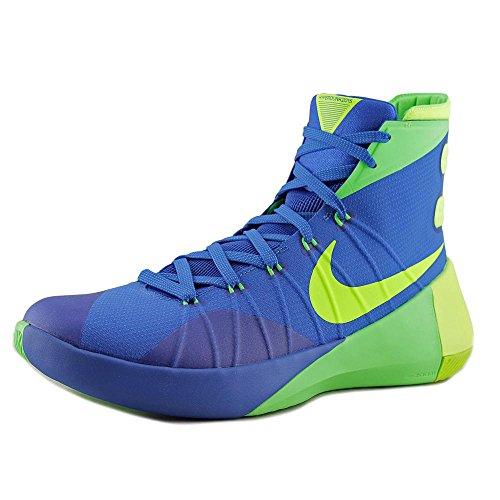 pretty nice 84031 39b1e Galleon - Nike Mens Hyperdunk 2015 Soar Volt Green Strike Basketball Shoe  10.5 Men US