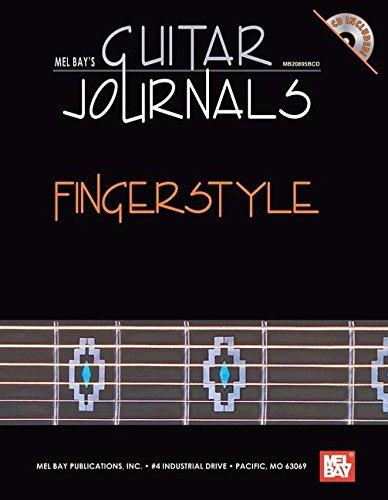Mel Bay's Guitar Journals: Fingerstyle (Journal Series) pdf epub