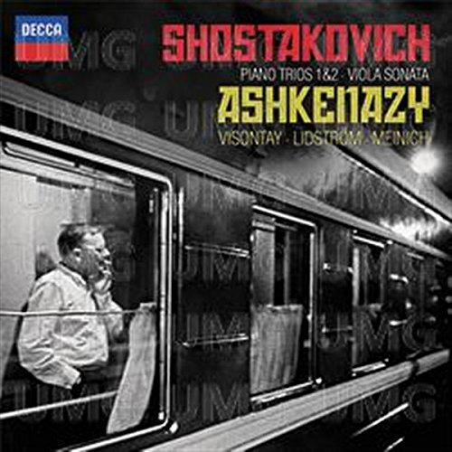 Dmitri Shostakovich Viola - Shostakovich: Piano Trios Nos. 1 & 2; Viola Sonata
