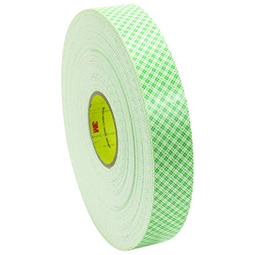 Partners Brand PT9554016R 3M 4016 Double Sided Foam Tape, 5 yd. Length, 1