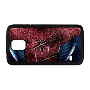 Personalized Custom Movie Spider Man Series Peter Parker Tobey Maguire Ideas Printed for Samsung Galaxy S5 Phone Case Cover--WSM-051206-064
