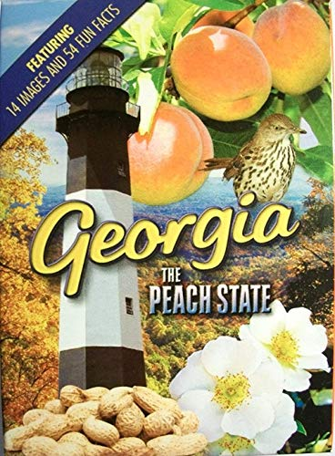 Ncaa Cards Playing - Georgia the Peach State Playing Cards