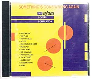 Something's Gone Wrong Again: The Buzzcocks Covers Compilation { Various Artists }