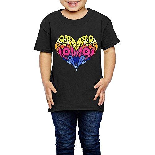 Heart Organic Kids T-shirt - 4