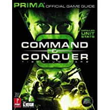 Command & Conquer 3 Tiberium Wars: Prima Official Game Guide