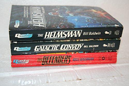 Bill Baldwin's Helmsman Collection: The Helmsman (1985); Galactic Convoy (1987); The Defenders (1992)