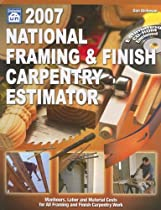 2007 National Framing & Finish Carpentry Estimator