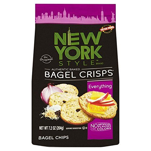 New York Style Everything Bagel Crisp - 170g by New York Style