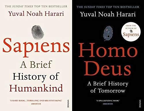 By Yuval Noah Harari Sapiens: A Brief History of Humankind Paperback by Yuval Noah Harari Author Paperback