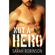 Not A Hero: A Bad Boy Marine Romance