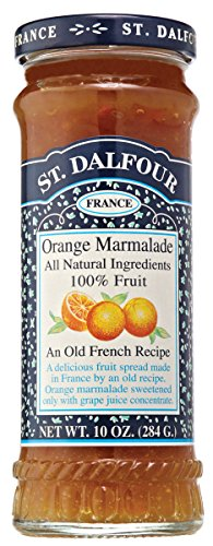 (St. Dalfour Orange Marmalade Fruit Spread, 10)