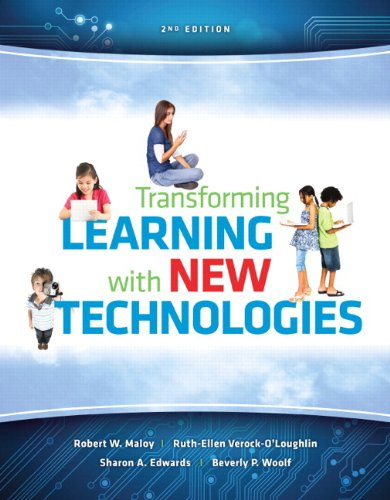 Transforming Learning with New Technologies Plus NEW MyEducationLab with Video-Enhanced Pearson eText -- Access Card Package (2nd Edition)