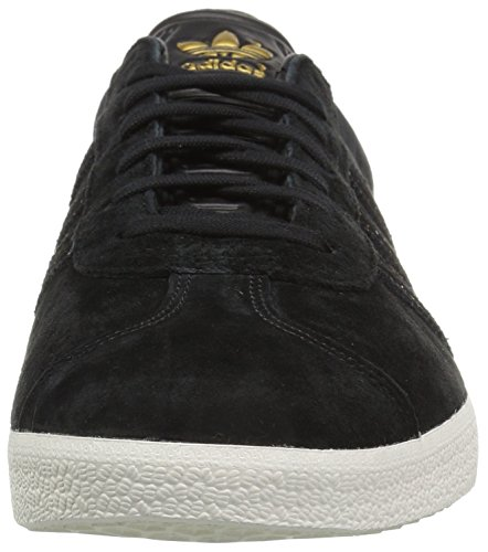 Black Sneaker Gazelle Metallic Black Gold Donna per Adidas OcIf7WPvc