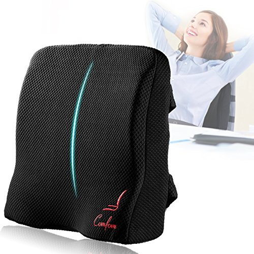 Comfom Lumbar Support Pillow for Office Chair