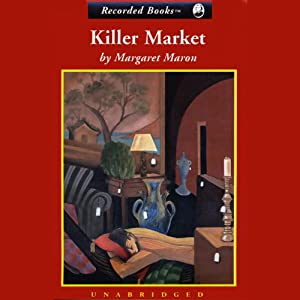 Killer Market Audiobook