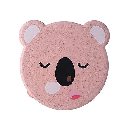 Fiambrera para niños con diseño de oso de caricatura, fiambrera ...