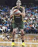 #10: Breanna Stewart, Seattle Storm, Signed, Autographed, 8X10 Photo, a COA with the Proof Photo of Breanna Signing Will Be Included