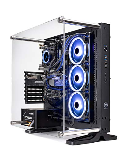 Skytech Supremacy Gaming Computer PC Desktop – Intel I7 9700K 3.6GHz, RTX 2080 Super 8G, 1TB NVME, 16GB DDR4 3000MHz, RGB Fans, Windows 10 Home 64-bit, 802.11AC Wi-Fi