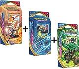 Pokemon Sword and Shield All 3 Theme Decks: 60