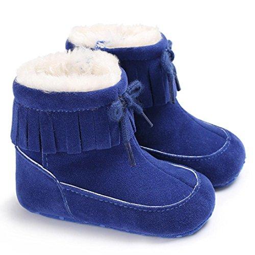 ... Krippe weiche Schuhe Babyschuhe Winter Blau. B0751F3KDY. Upxiang  Kleinkind-Schnee-Aufladungen, Kleinkind-Aufladungen, Baumwollweiche Schuhe,  Unisexbaby-