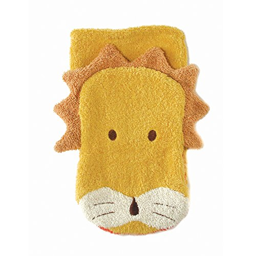 - Washcloth Hand Puppet Lion by Furnis