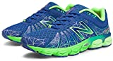 Cheap New Balance Men's M890 Running Shoe,Blue/Green,7 4E US