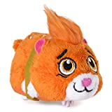 "Zhu Zhu Pets - Mr. Squiggles, Furry 4"" Hamster Toy with Sound and Movement"