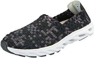 Scarpe Casual da Donna Sneakers Traspiranti Intrecciate a Mano Scarpe Pigri Scarpe da Guida