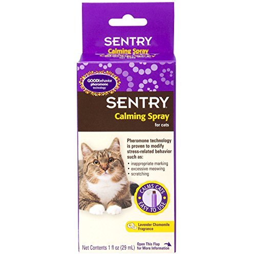 Calming Spray for Cats, 1 oz ()