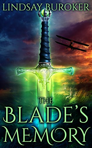 book cover of The Blade\'s Memory