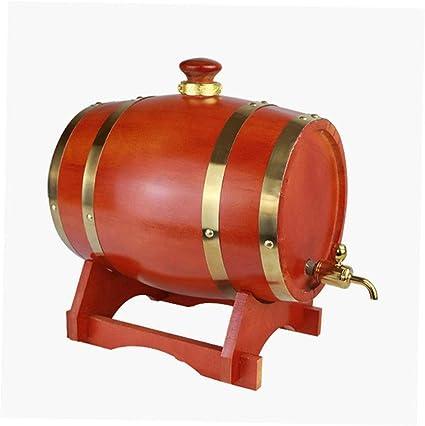 Barril Whisky 3L / 10L del Roble Barril de Whisky Barril ...
