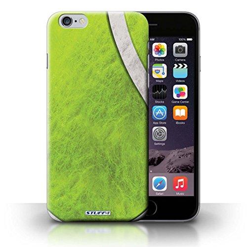 Kobalt® Imprimé Etui / Coque pour iPhone 6+/Plus 5.5 / Tennis conception / Série Balle Sportif