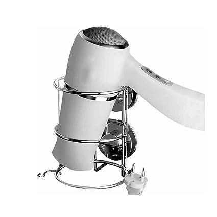 LIMING Secador de Pelo Ventosa Secador de Pelo Soporte Accesorios de baño Adecuado para Barber Shop