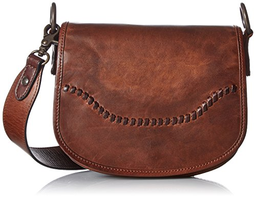 Frye Melissa Whipstitch Saddle, Cognac by FRYE