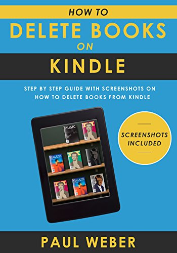 How to Delete Books on Kindle: Step by Step Guide with Screenshots on How to Delete Books from Kindle