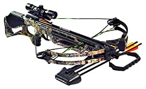 Barnett Outdoors Brotherhood Crossbow Package, Camo