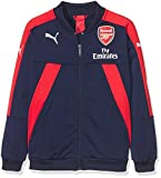 Puma Big Boys Arsenal Fc Track Jacket, 8-16 Years Red Size 16 Years - 63 In.