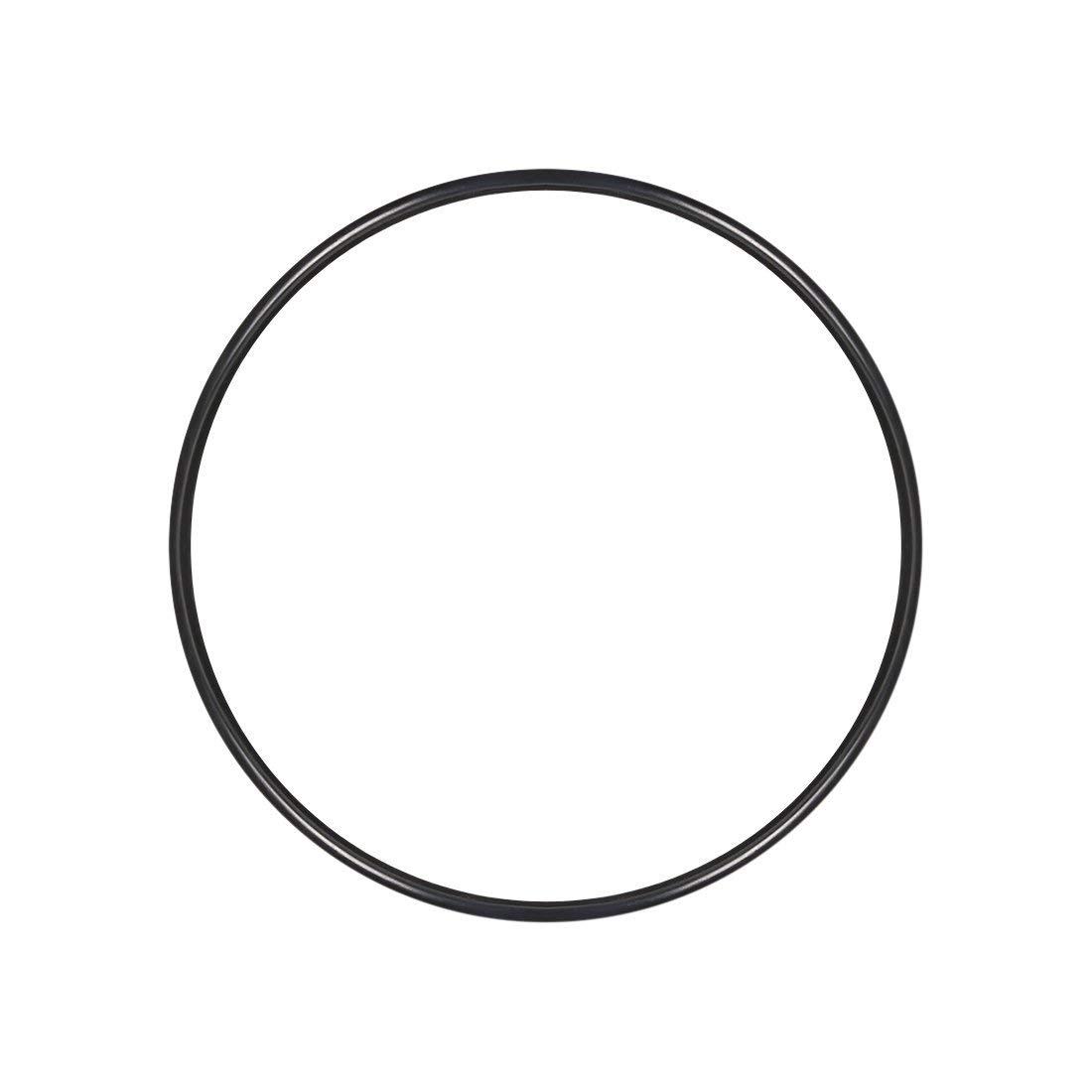 1 St/ück Breite 5,7mm Nitrilgummi O-Ring Innendurchmesser 198,6mm Dichtungsring rund Au/ßendurchmesser 210mm