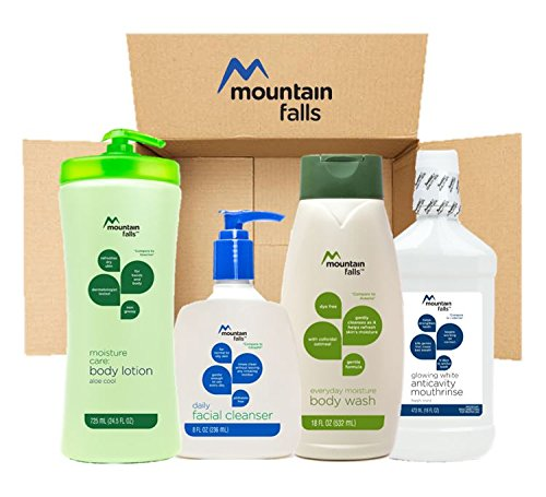 Mountain Falls Personal Care Box,