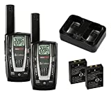 Cobra Walkie-Talkie microTalk CXR725 27-Mile 22-Channel Two-Way Radio